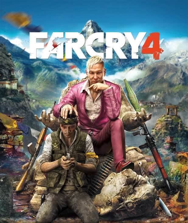 Well that was fast - Far Cry 4 coming this November