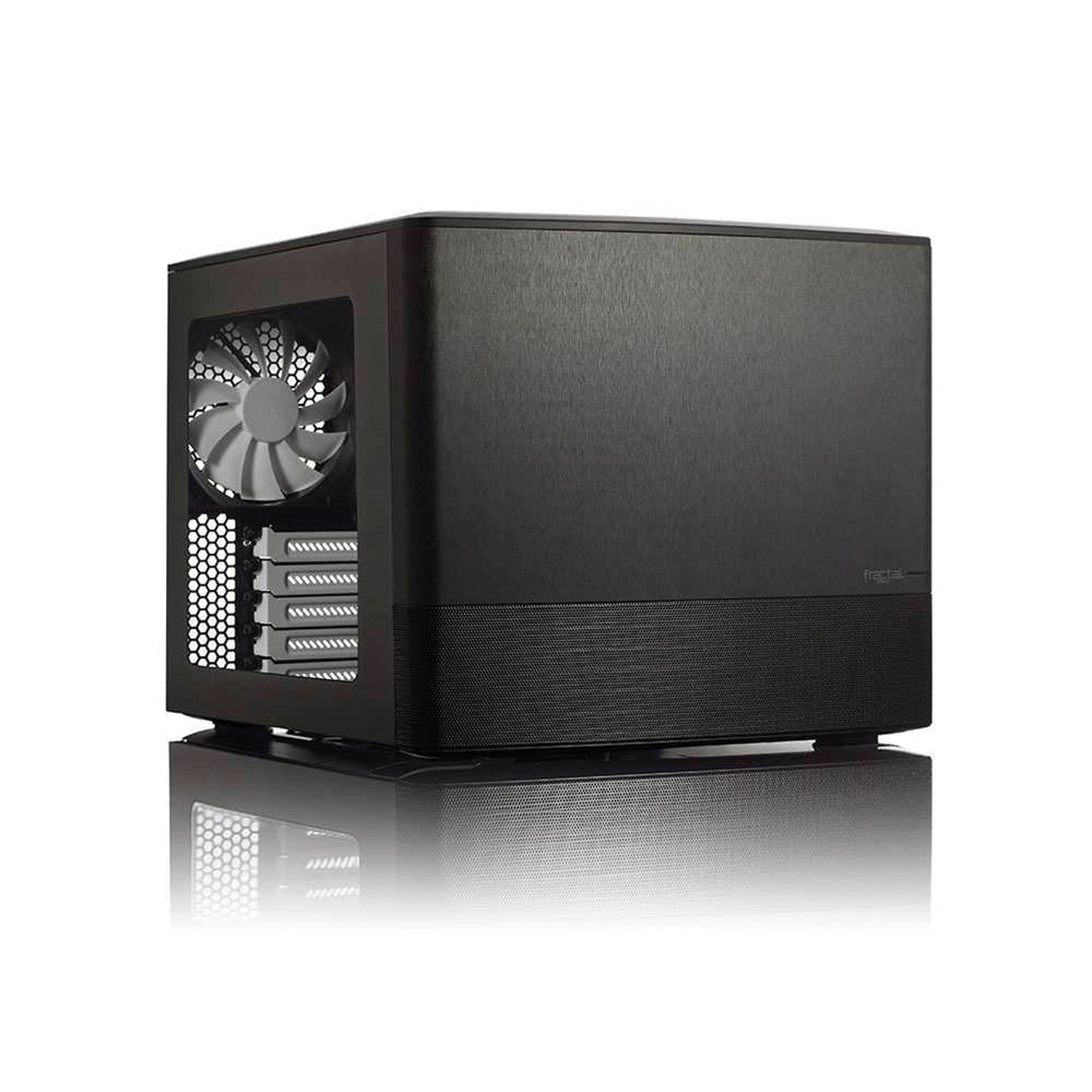 Fractal Design gets into micro-ATX with the Node 804