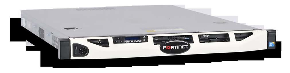 FortiDB-1000C