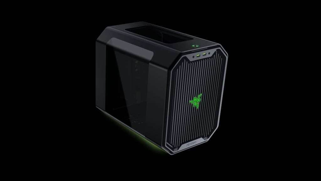 Antec and Razer join forces for new PC case design