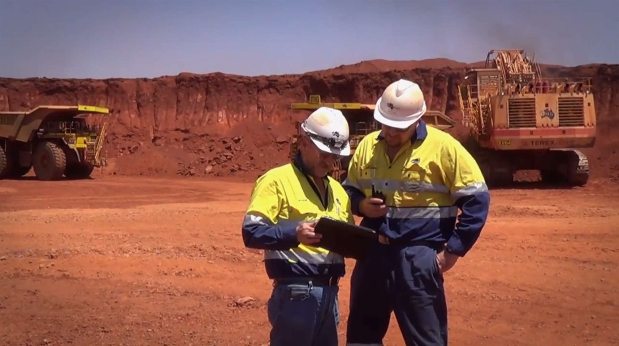 Fortescue sends mining data mobile, saves millions