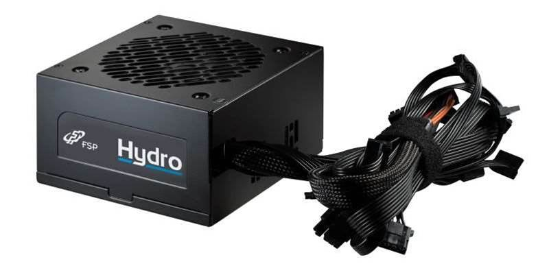 FSP releases new 80PLUS Bronze Hydro PSU range