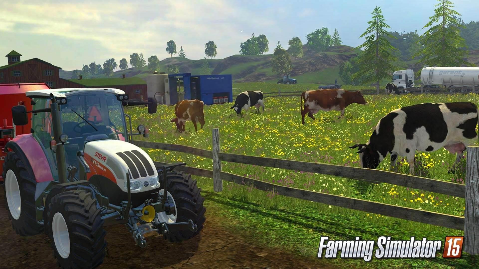 Farming Simulator 15 coming to consoles