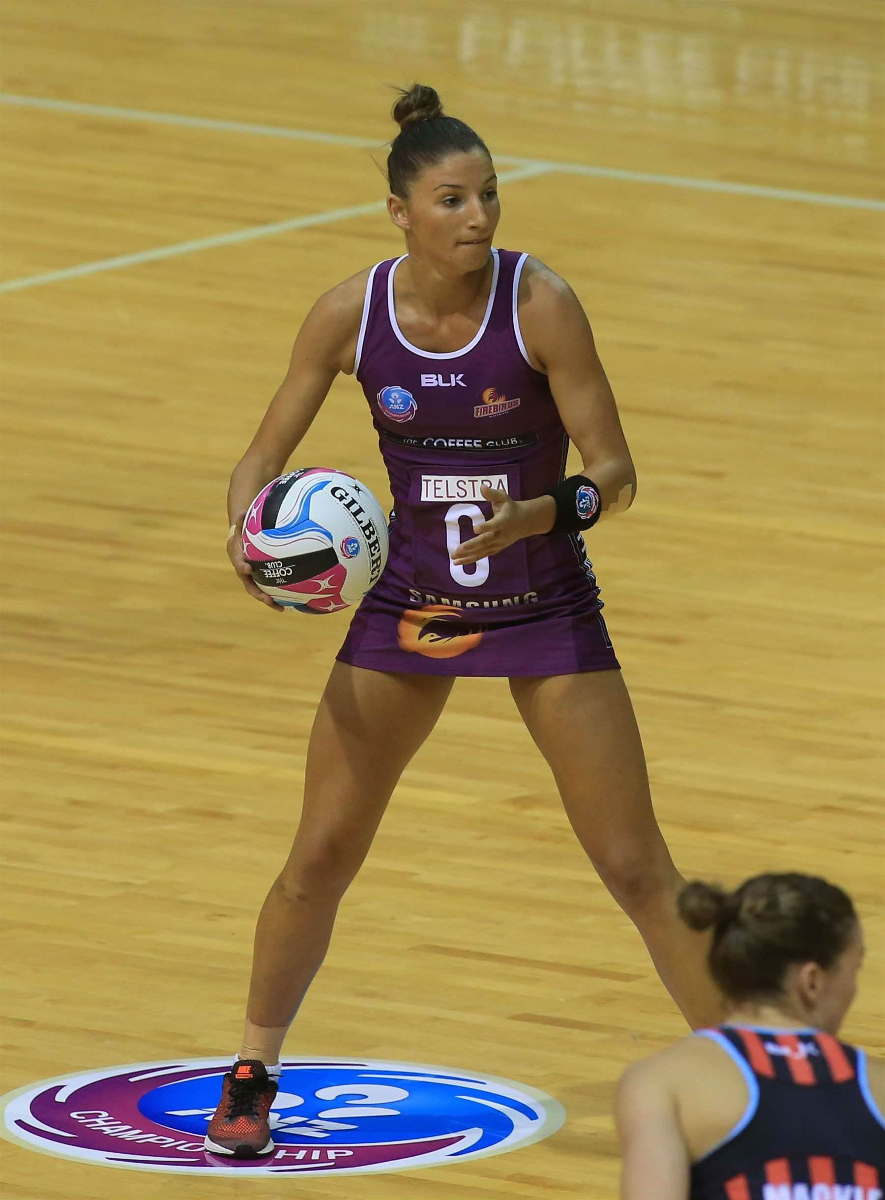 """Kim Ravallion – """"I knew I wanted to be a personal trainer and netballer"""""""