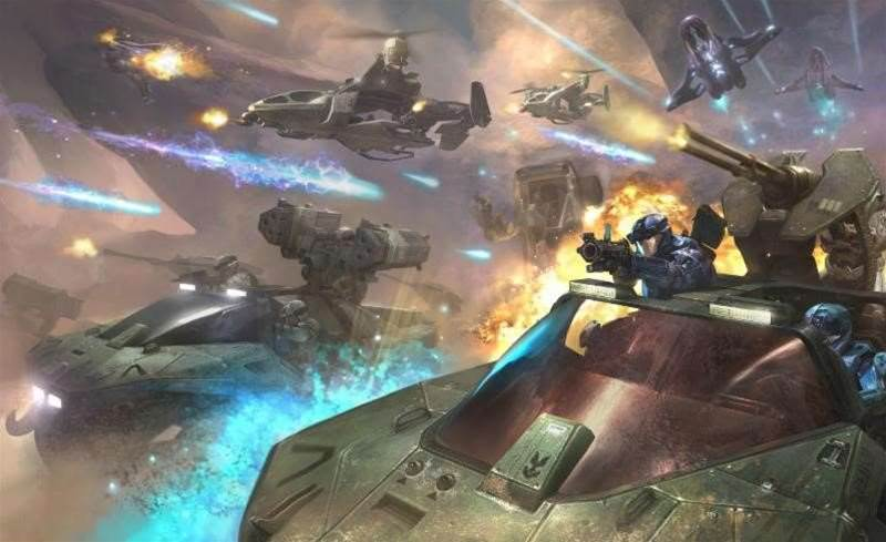 Spartan Games announces Halo: Ground Command tabletop miniatures game
