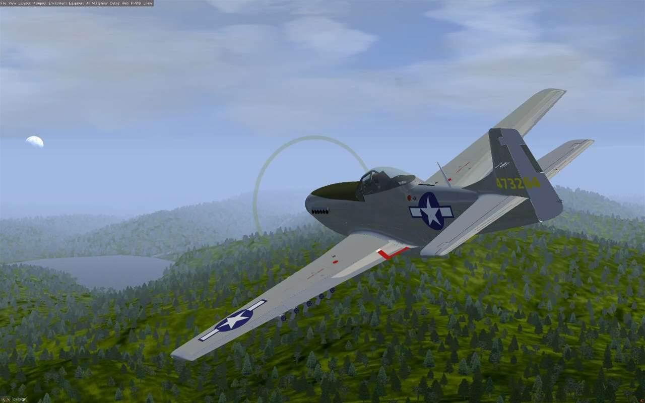 FlightGear 3.2 enhances graphics, flight dynamics, and more