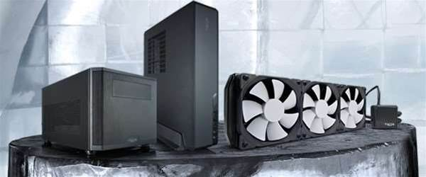 Fractal Design reveals new gear in Taipei
