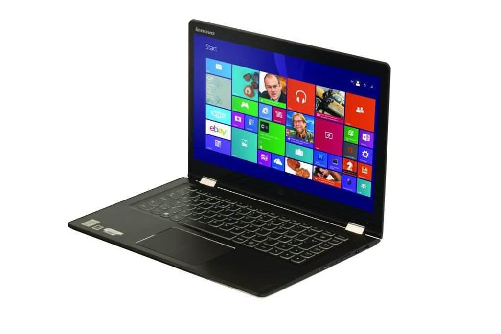 Review: Lenovo Yoga 3 14in