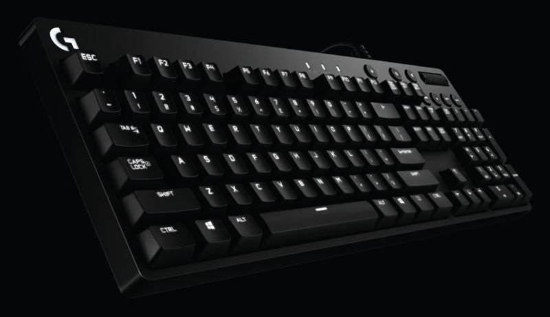 Logitech launches new G610 Orion mechanical keyboard