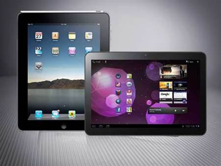 Which tablet? Samsung Galaxy Tab 10.1 vs Apple iPad