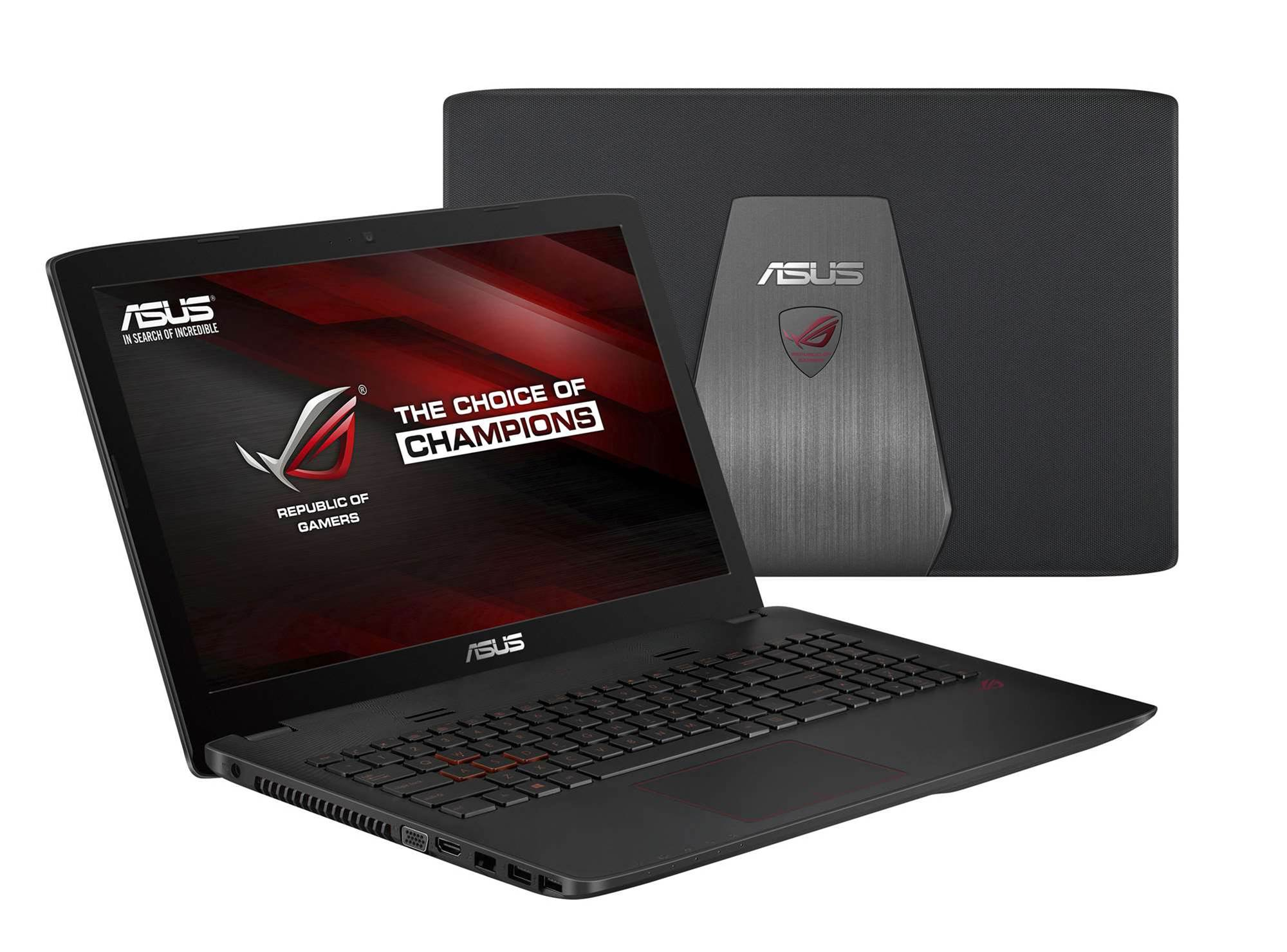 Review: Asus GL552