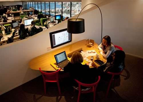 Inside the GPT Group's six-star office