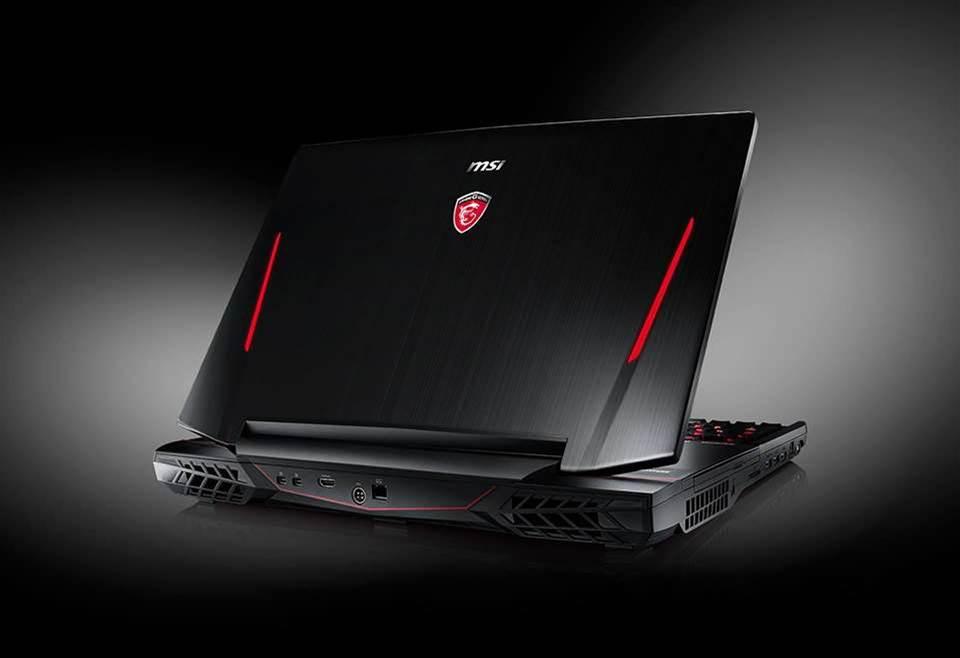 Computex 2015 - MSI's gaming laptops