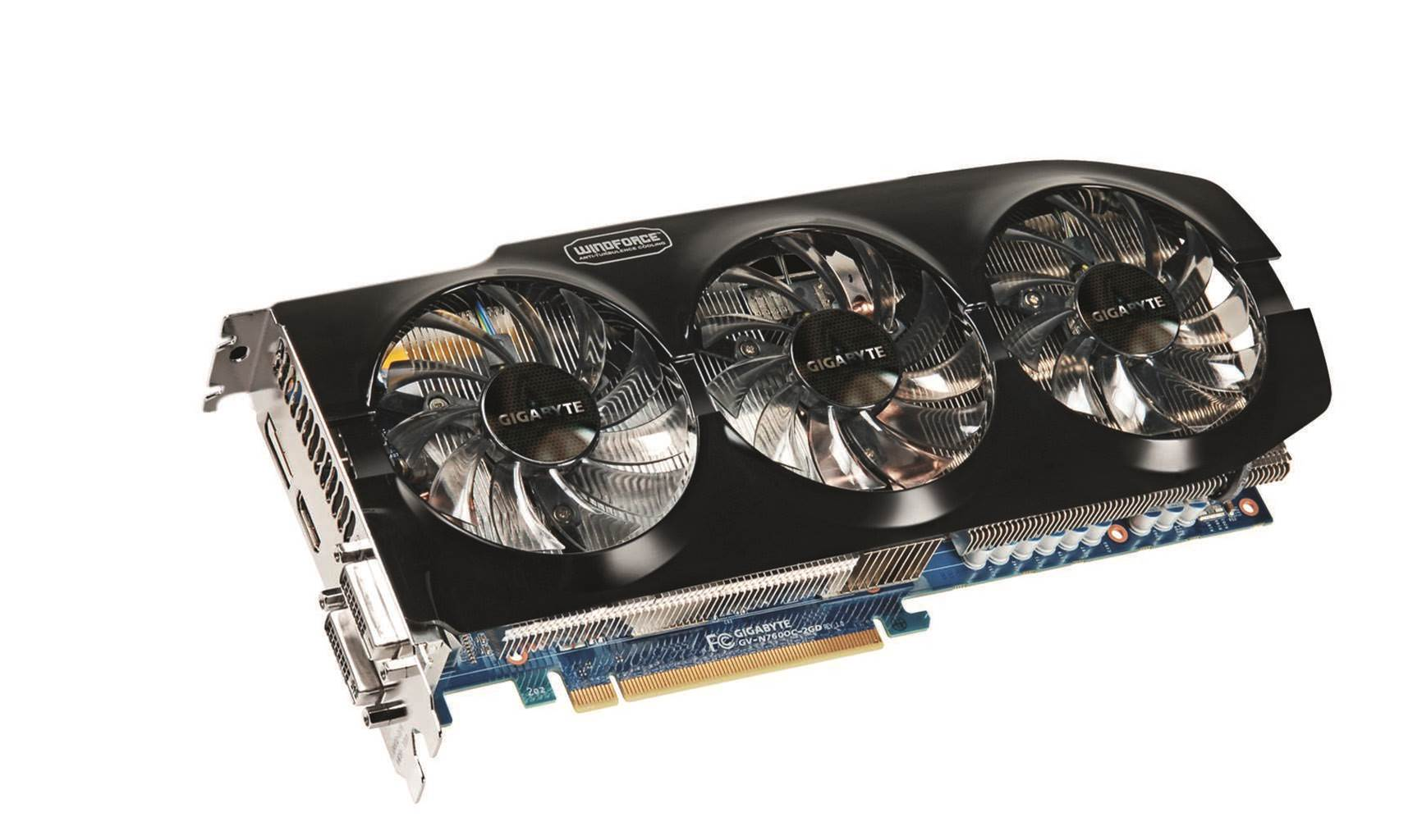 Review: Gigabyte GeForce GTX 760 OC Edition