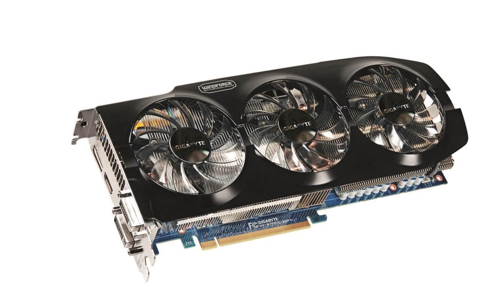 Review: Gigabyte GeForce GTX 760 OC Edition