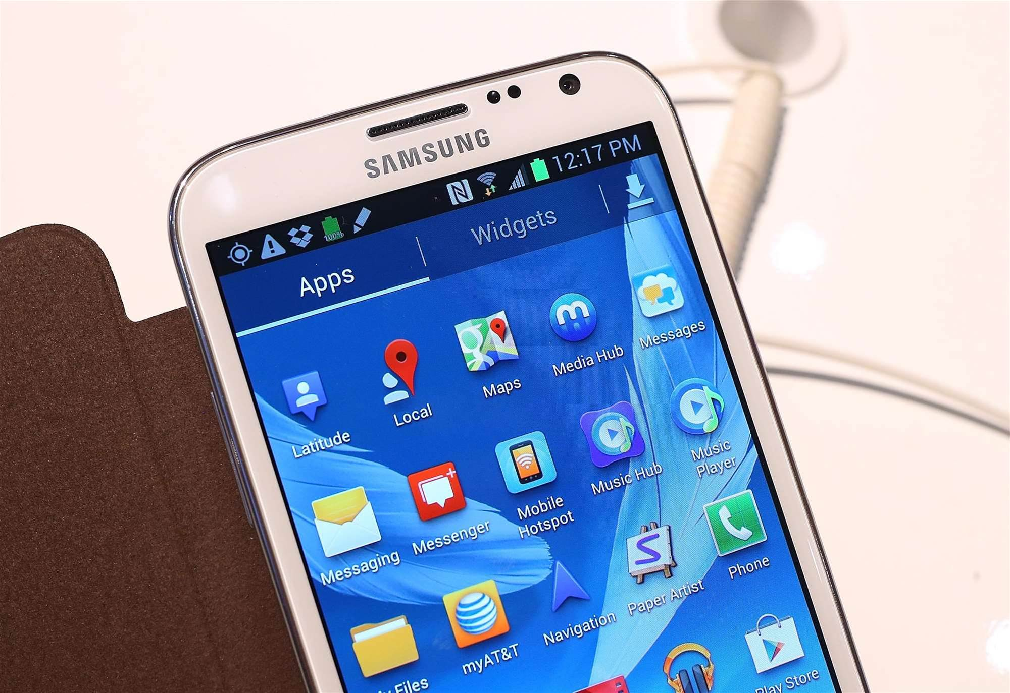 Review: Samsung Galaxy Note II