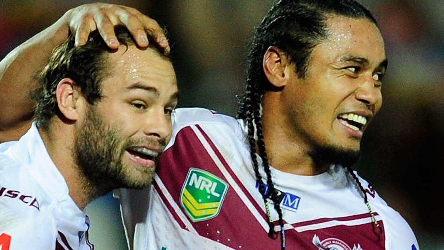 Manly duo's careers hang in the balance