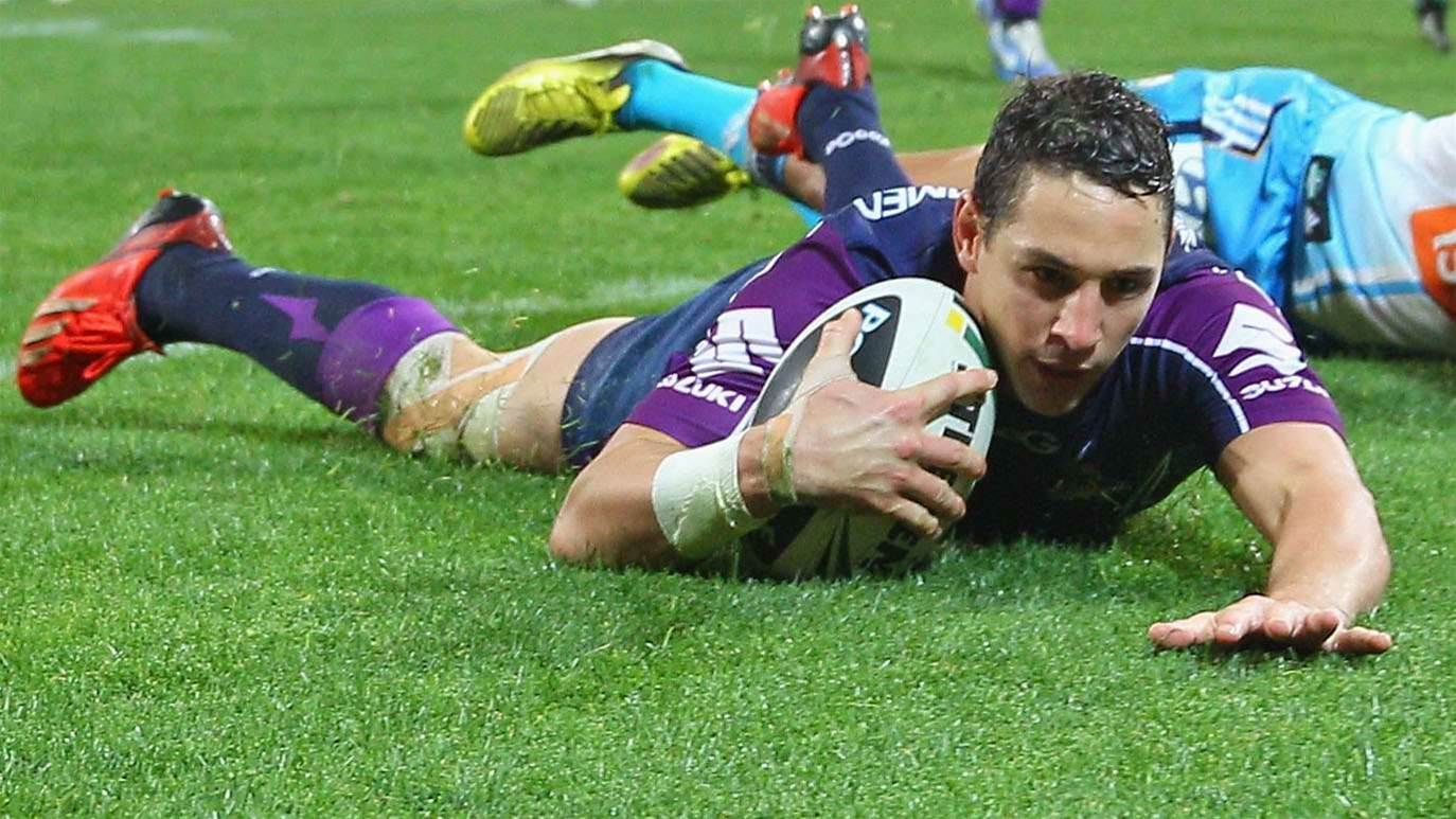 Slater close to grand final comeback