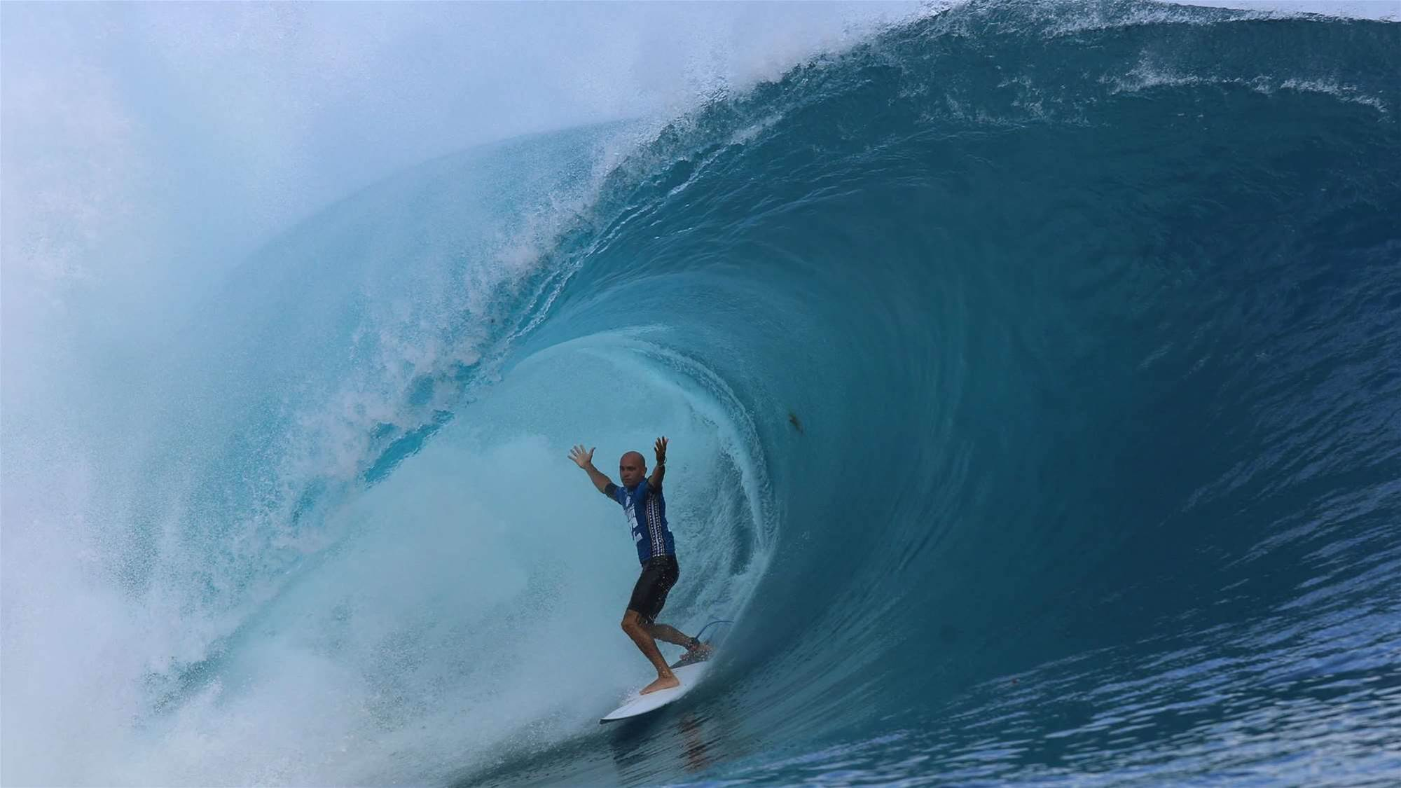 Slater chasing 12th world title