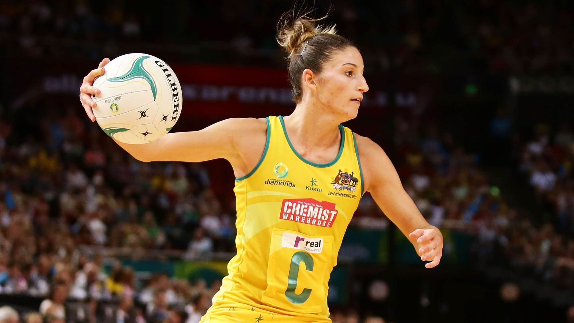 'I knew I wanted to be a personal trainer and netballer'