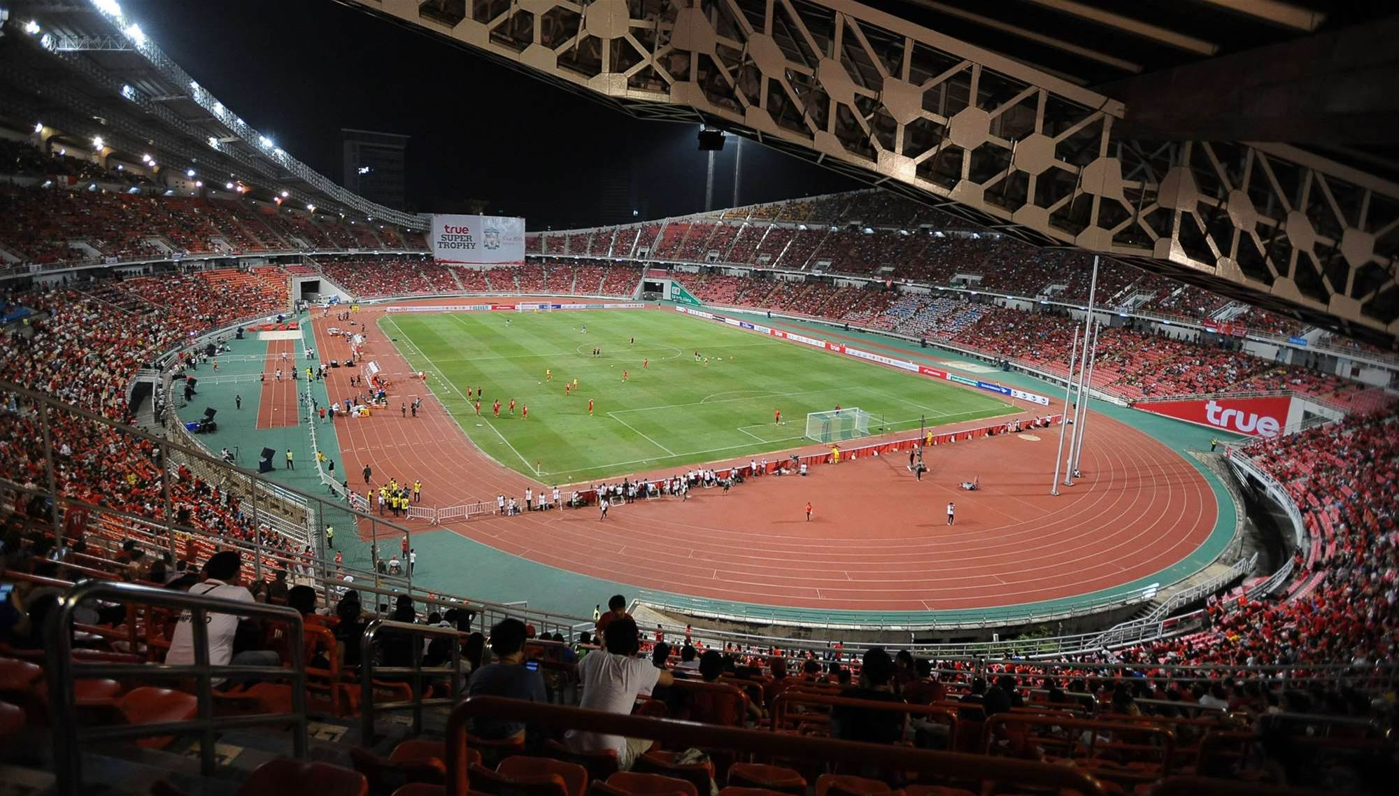 Greenlight for Socceroos in Thailand