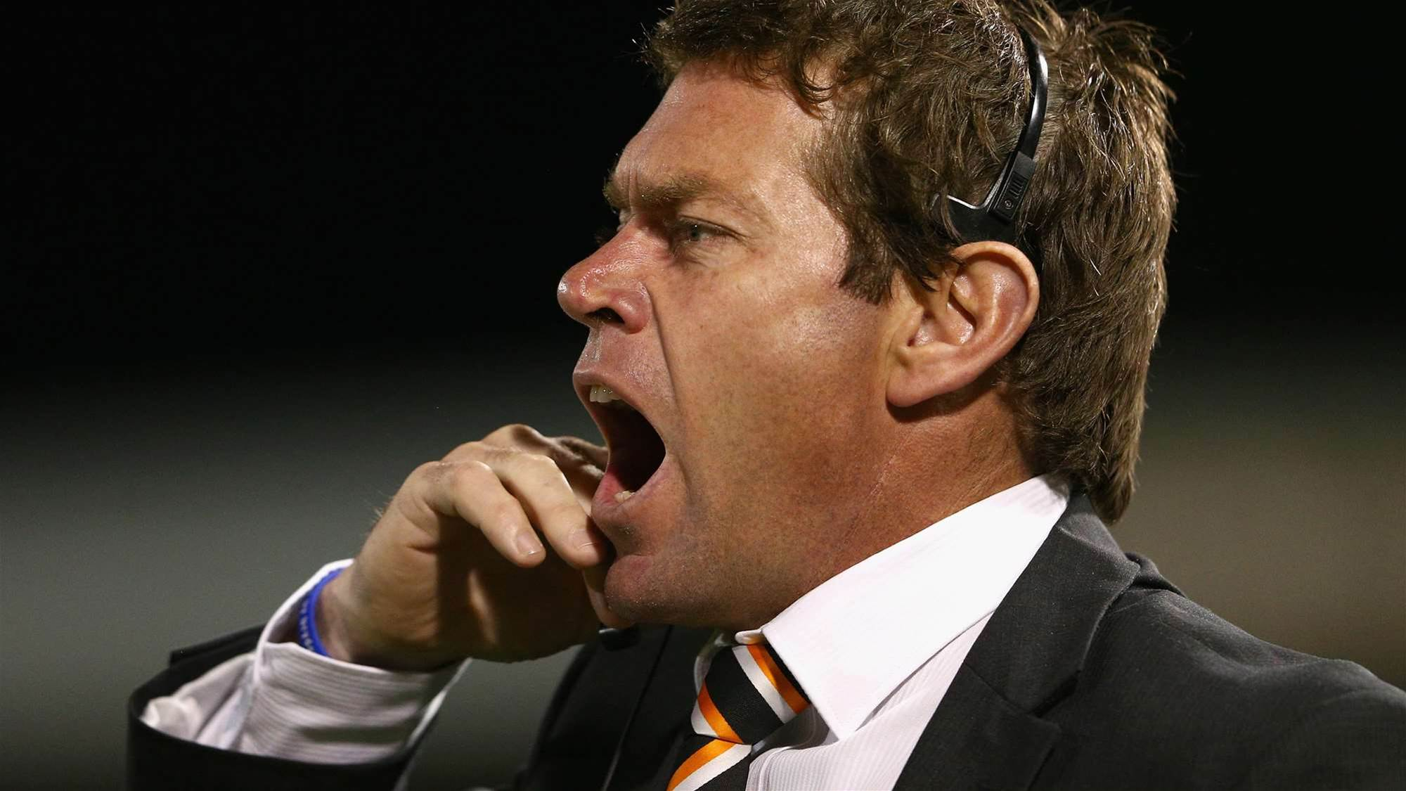 Kimmorley to coach