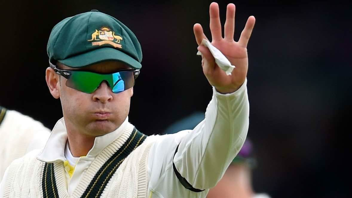 Clarke admits to failures as captain