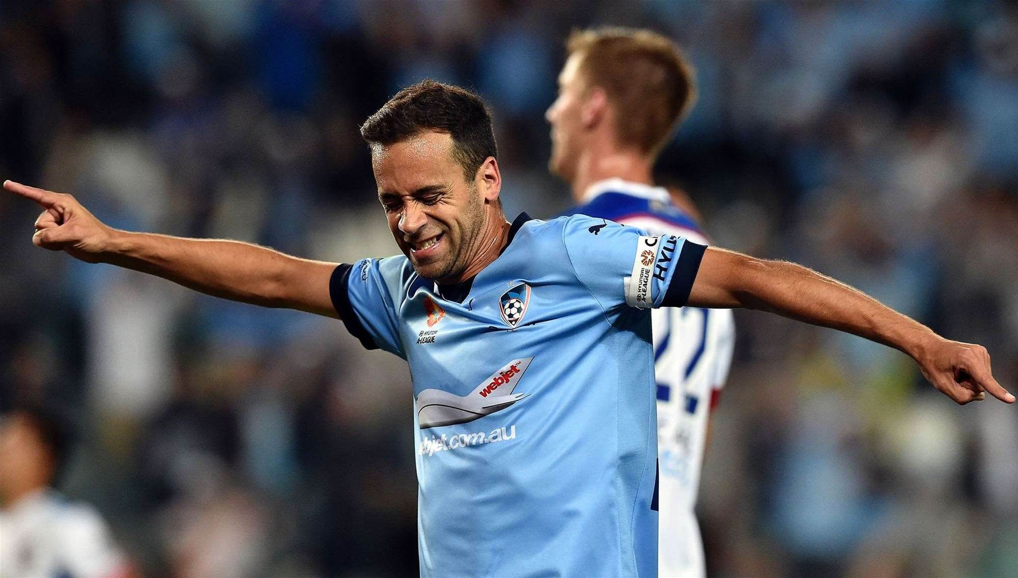 Brosque is back for Sydney
