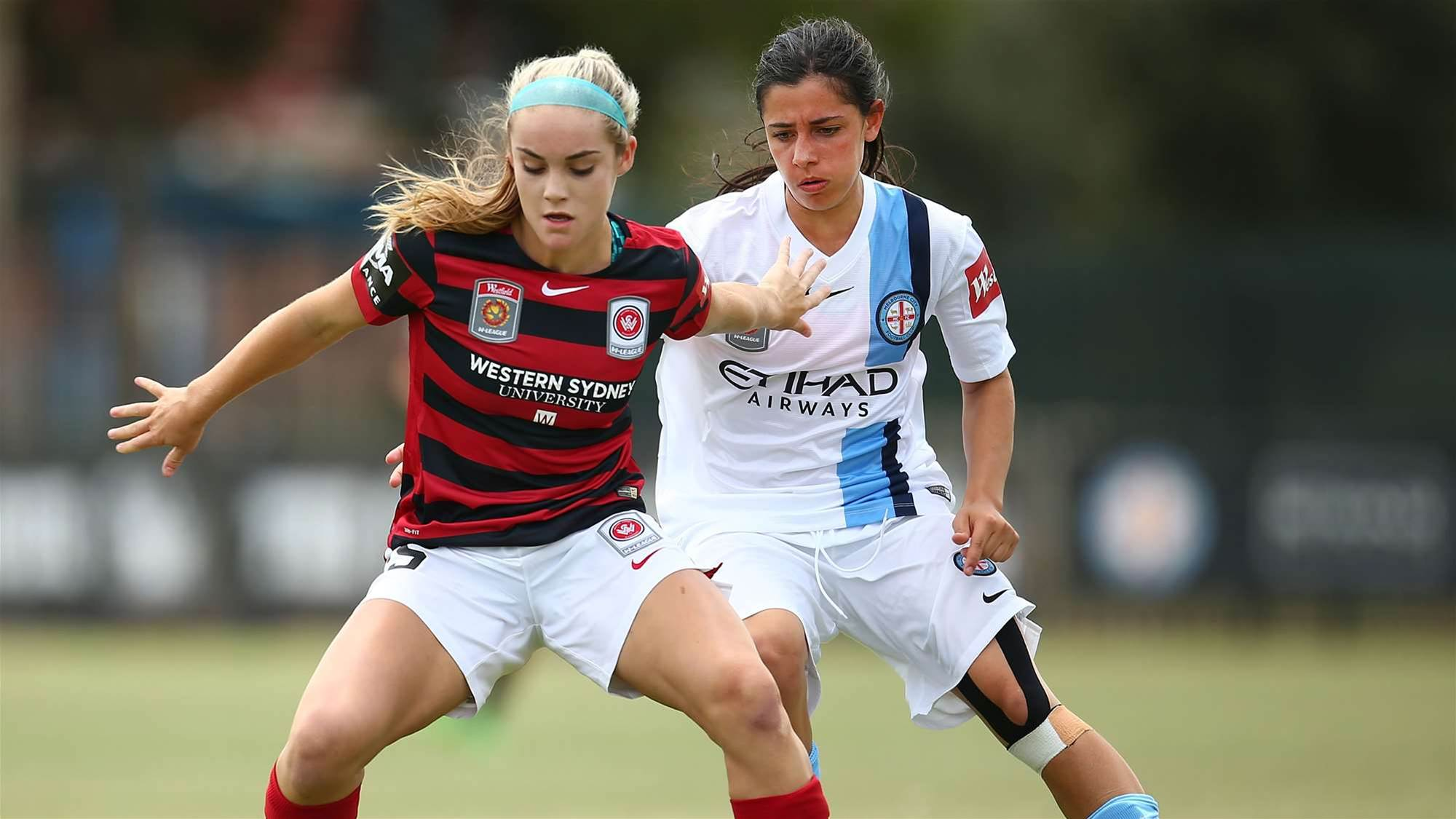 Wanderers re-sign Olympian