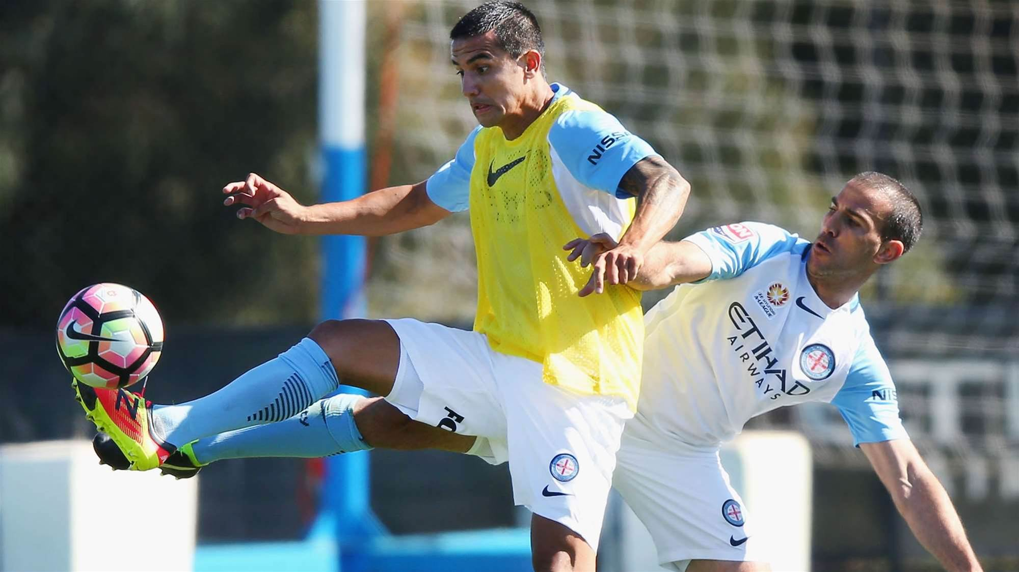 Cahill named in FFA Cup squad