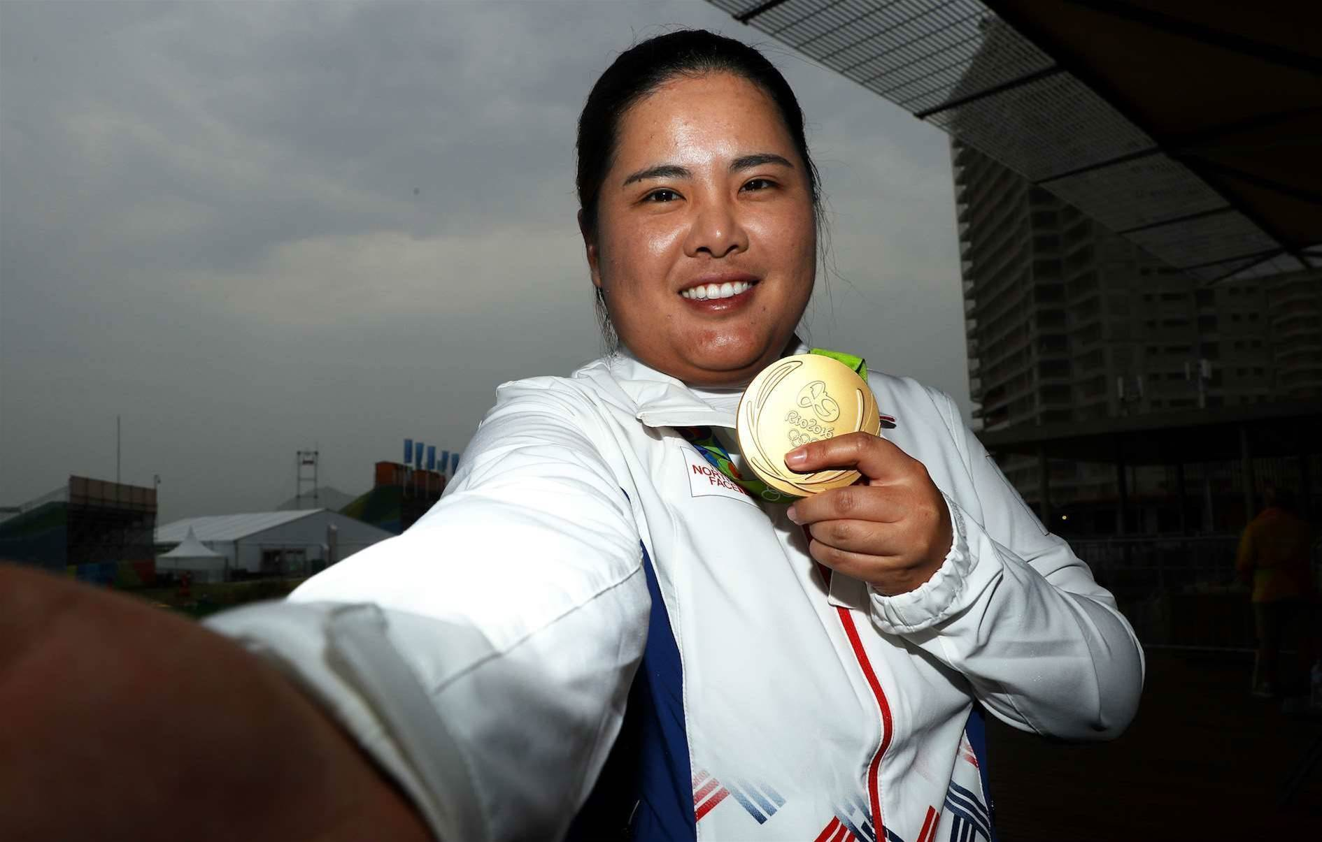 Aussies miss medals as Park grabs gold