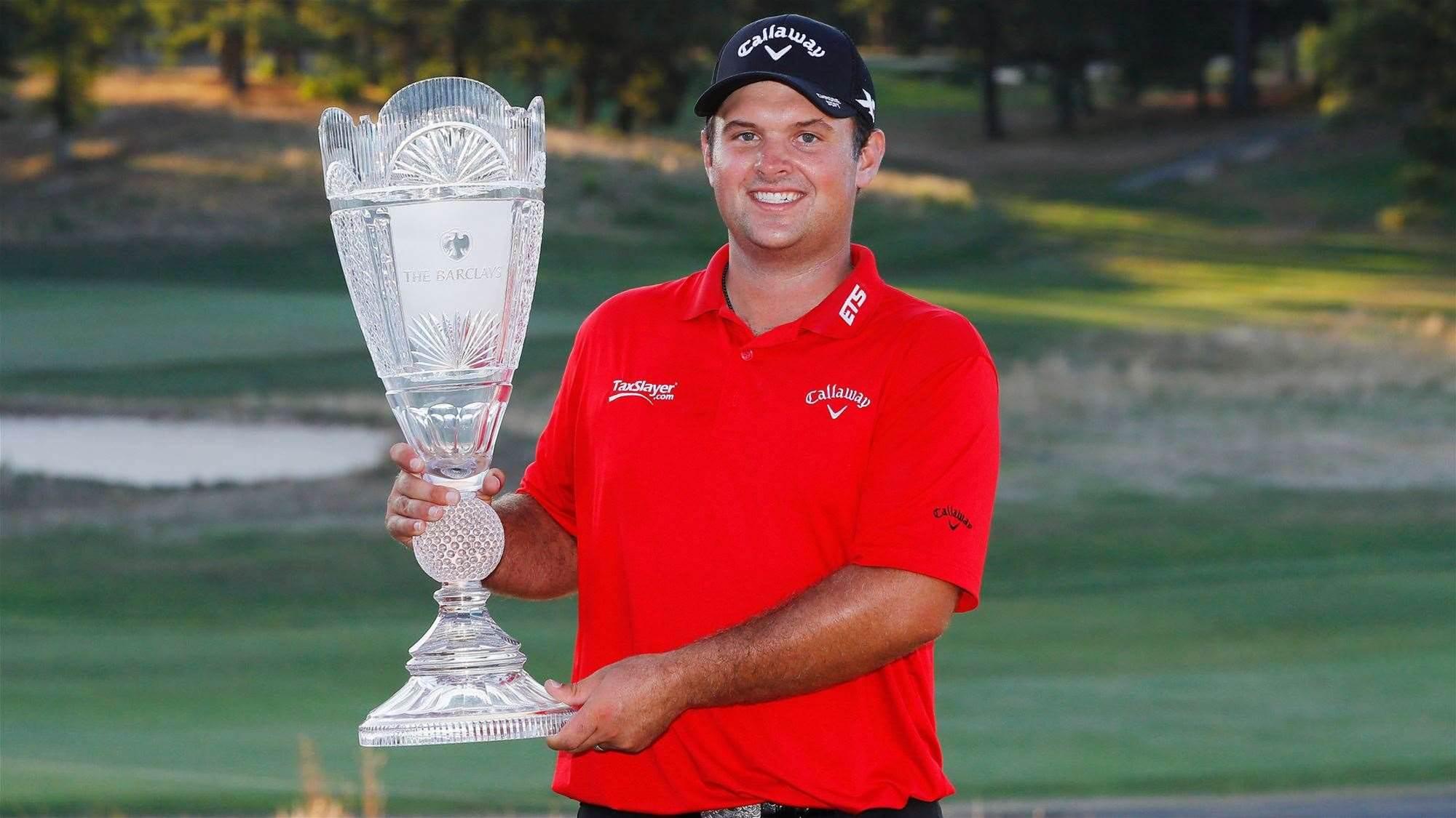 PGA TOUR: 'Winning takes care of everything' - Reed