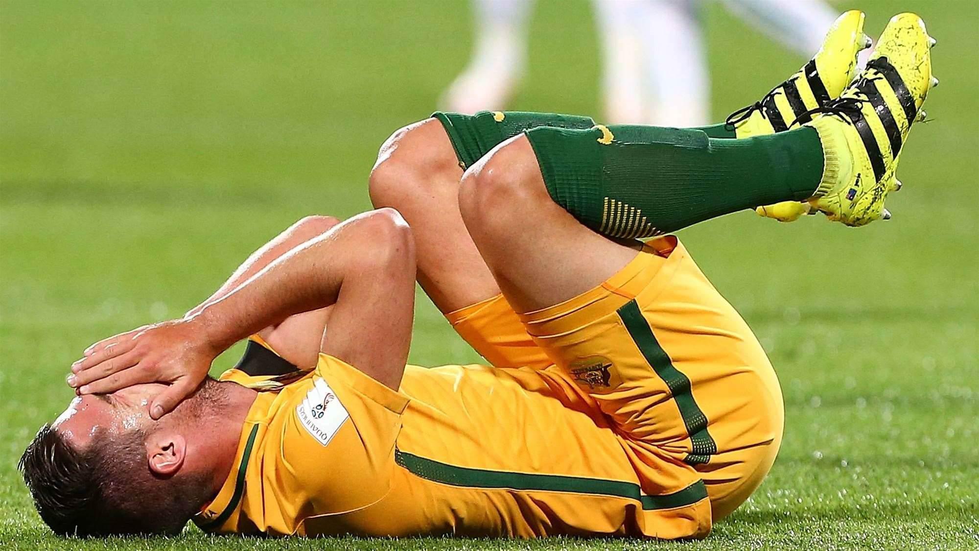 Degenek ruled out of Socceroos qualifiers