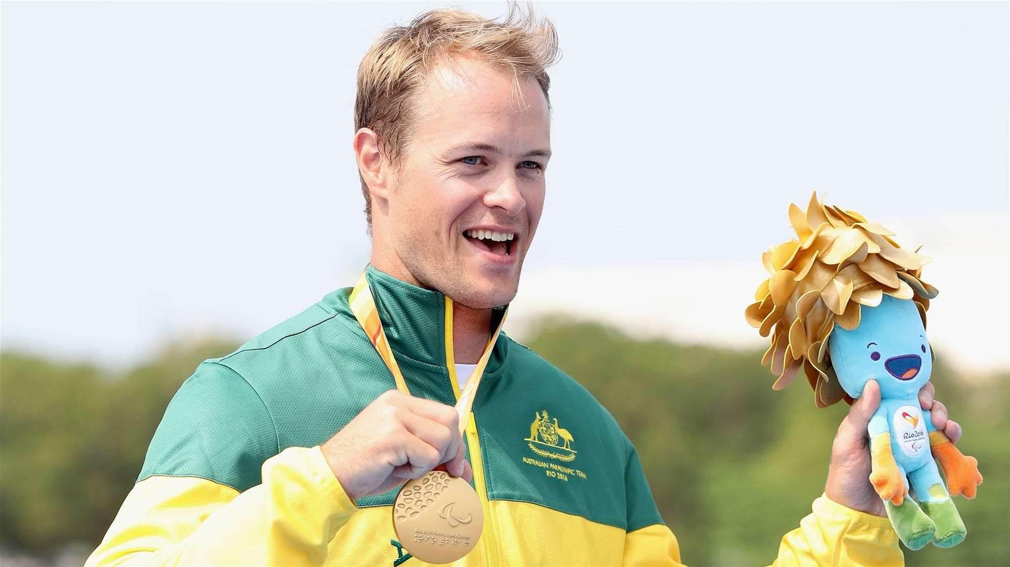 Aussie war veteran wins gold