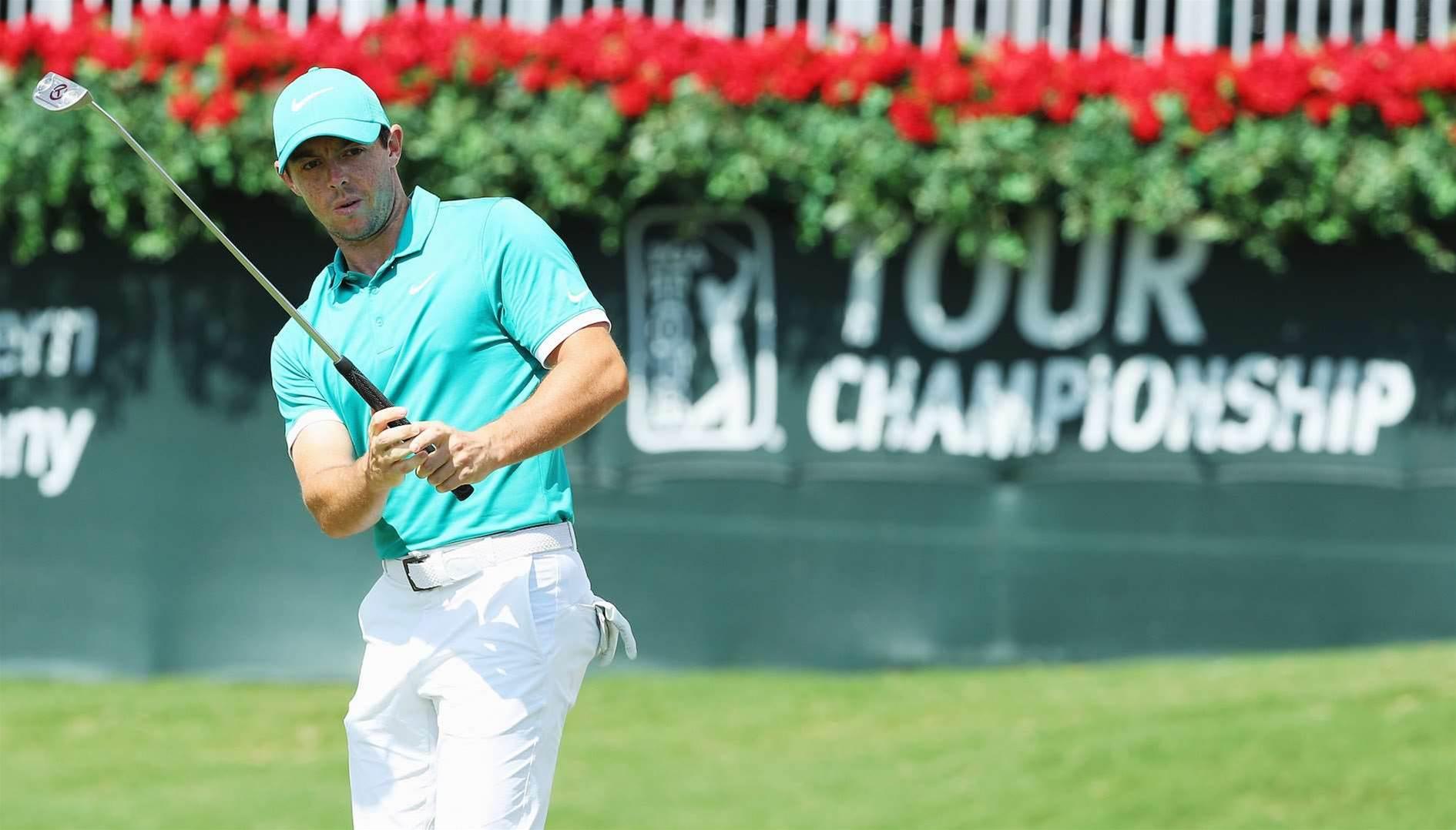 PGA TOUR: McIlroy eyes final round duel with Dustin