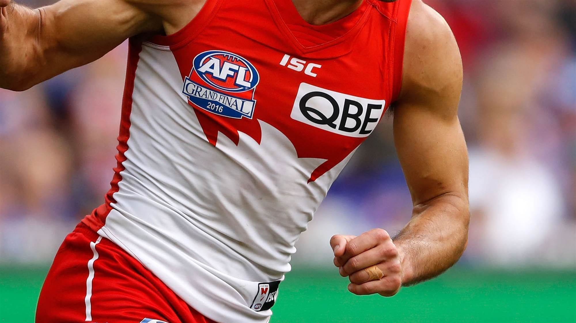 Swans name new captain