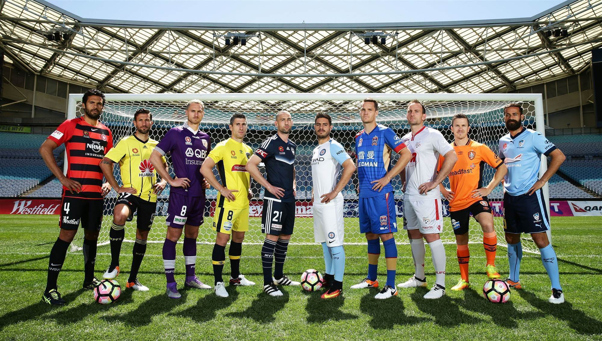 A-League: 'Two new teams in 2018/19'