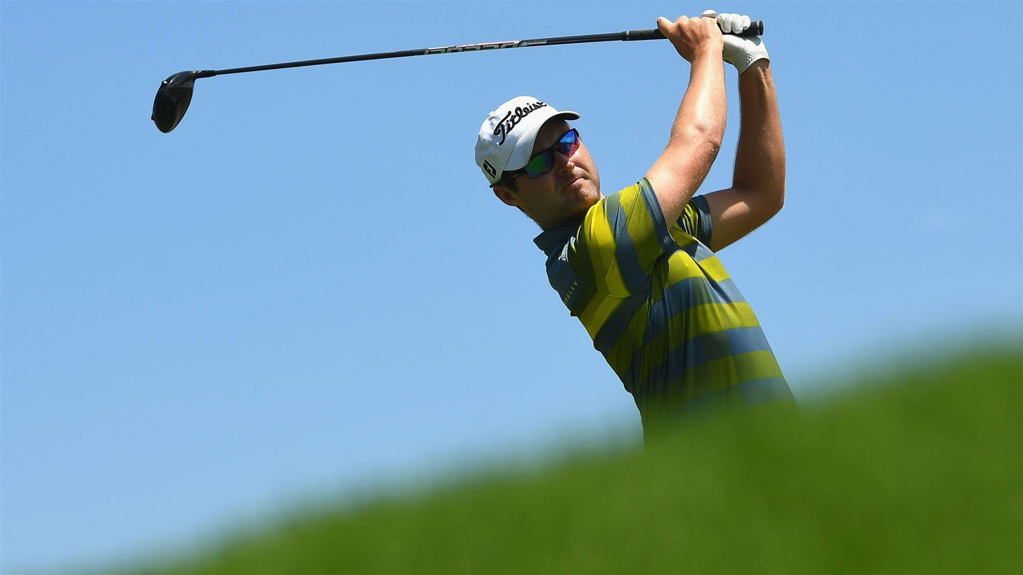 Griffin wins Order of Merit and dream starts