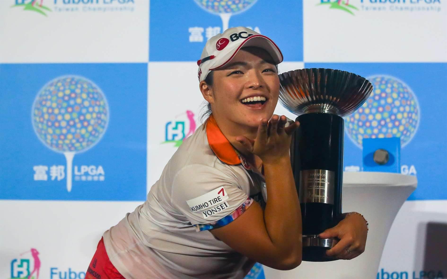 LPGA: Jang fends off fast-finishing Feng