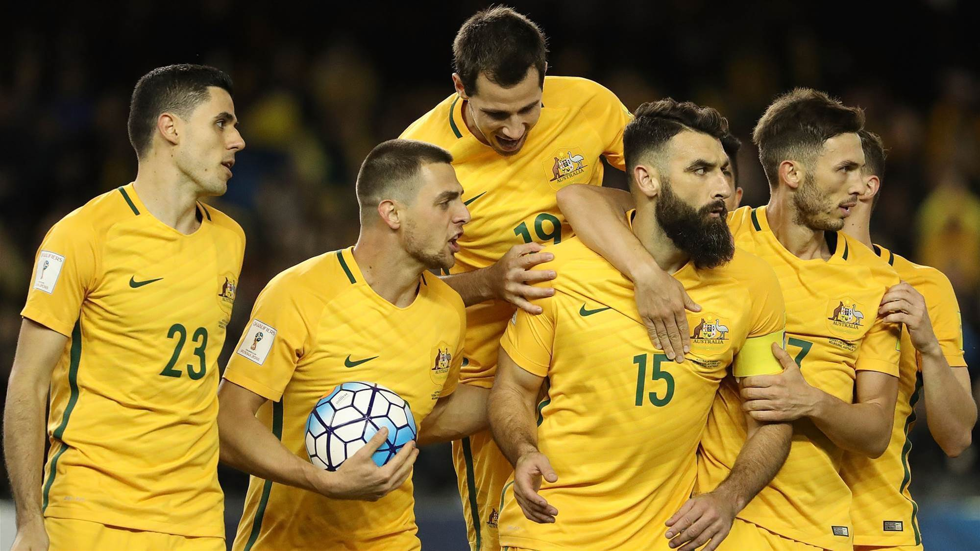 Iran to host Aussie WC Qualifier against Iraq