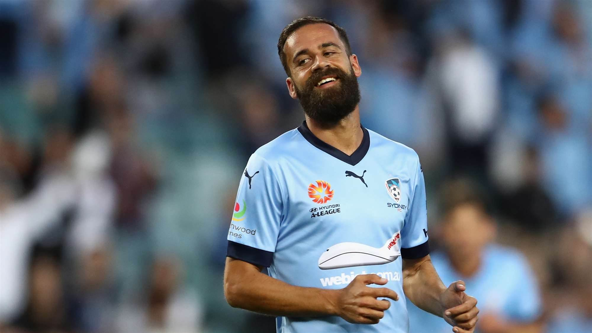 Arnold: Brosque still vital for Sydney