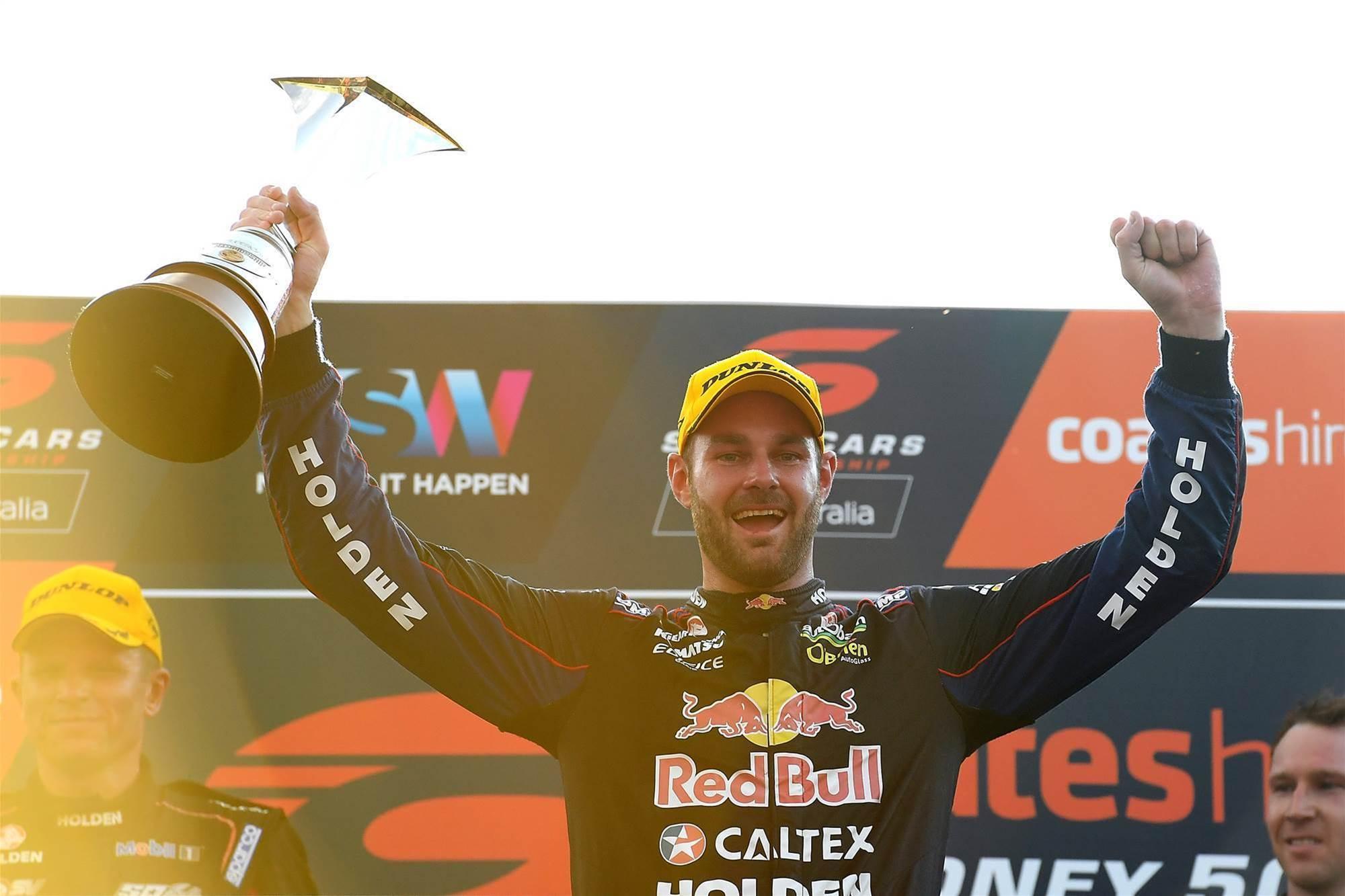 Van Gisbergen claims Supercars crown