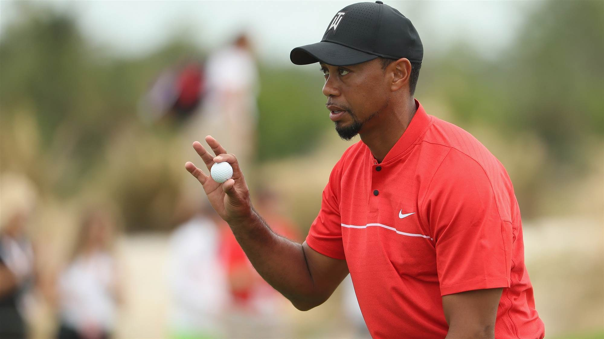 Tiger Woods signs massive golf ball deal
