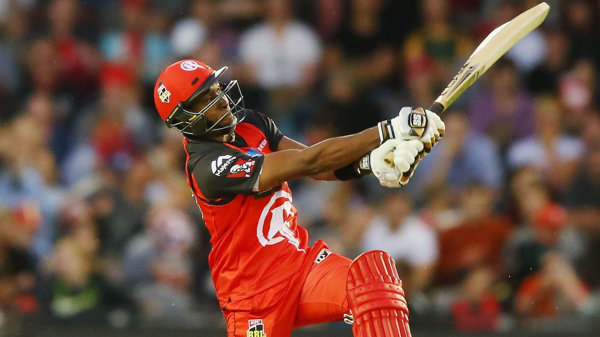 Bravo out of BBL in huge blow to Renegades