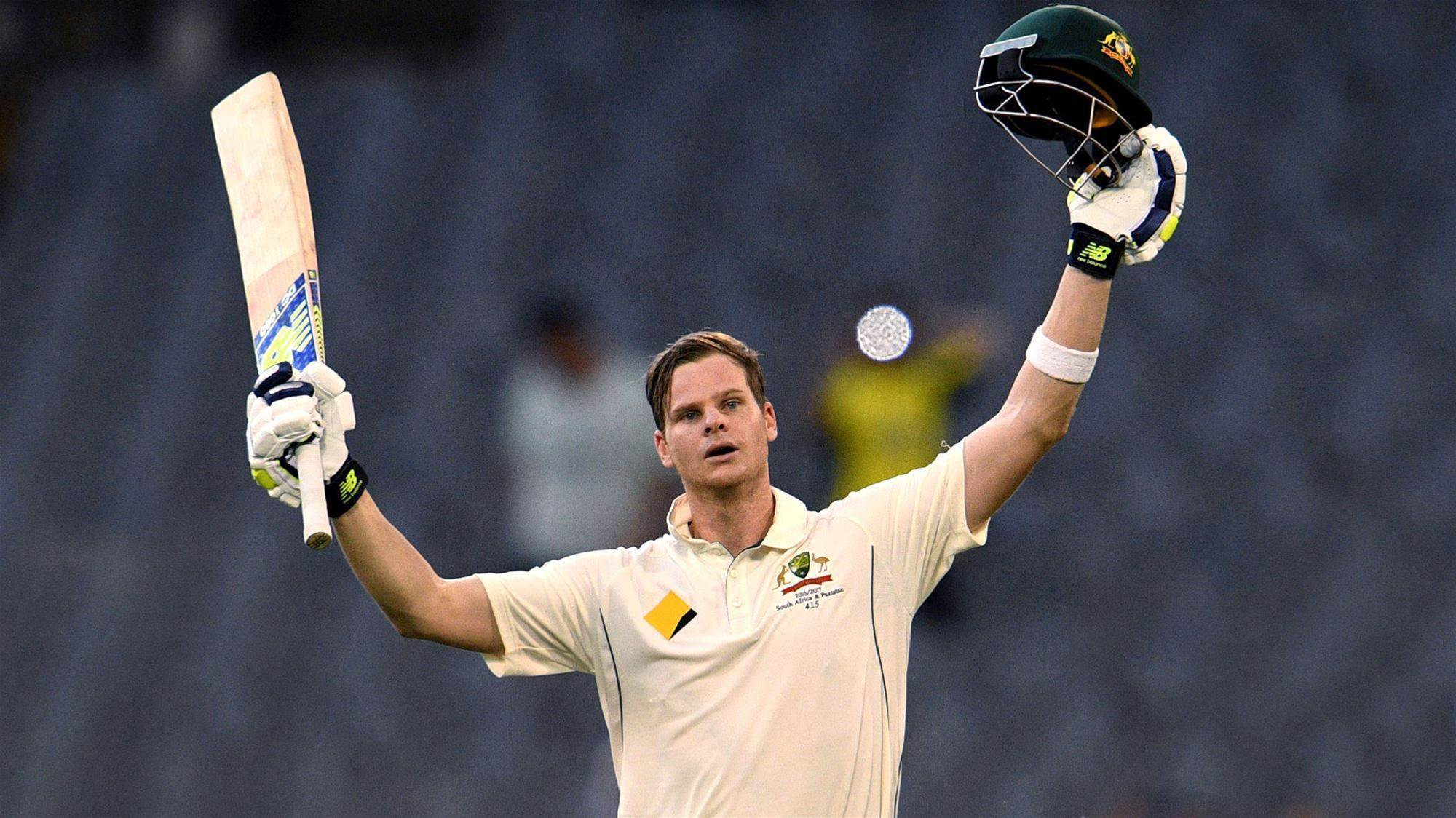 Smith leads Aussie fightback