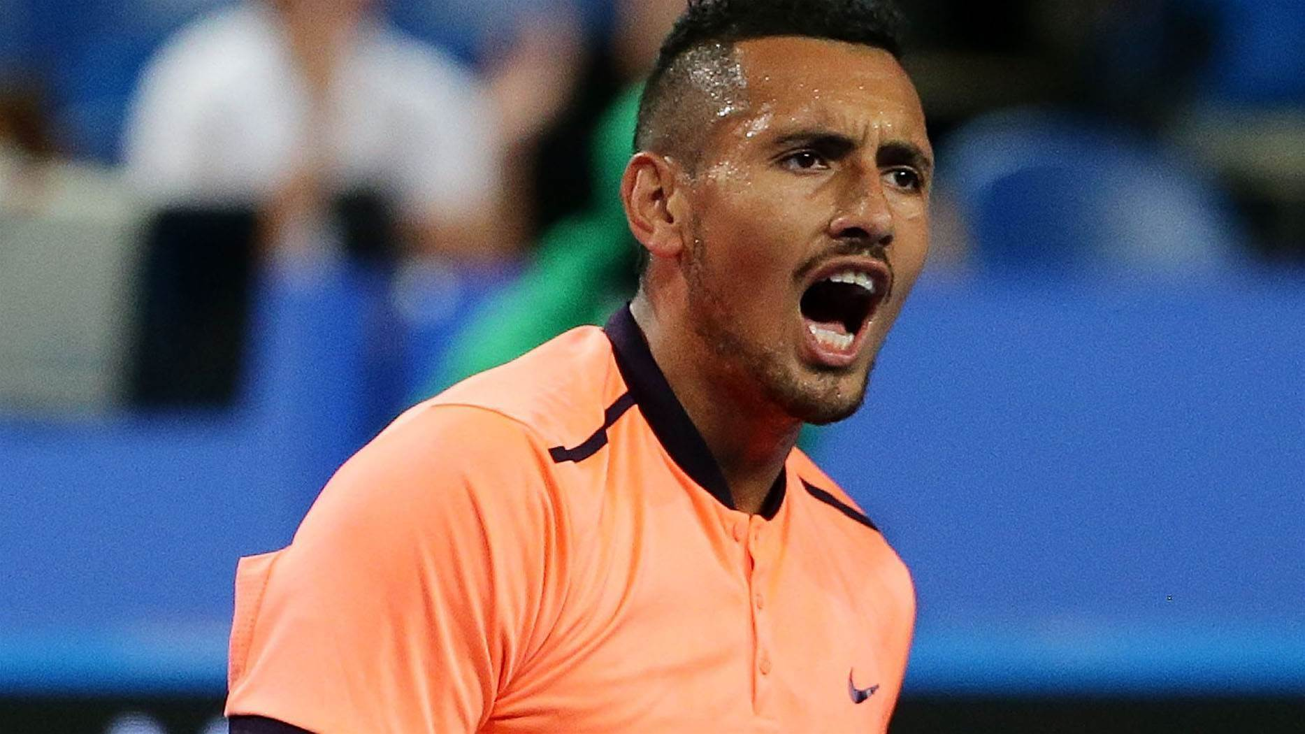 Laver's strong advice for Kyrgios