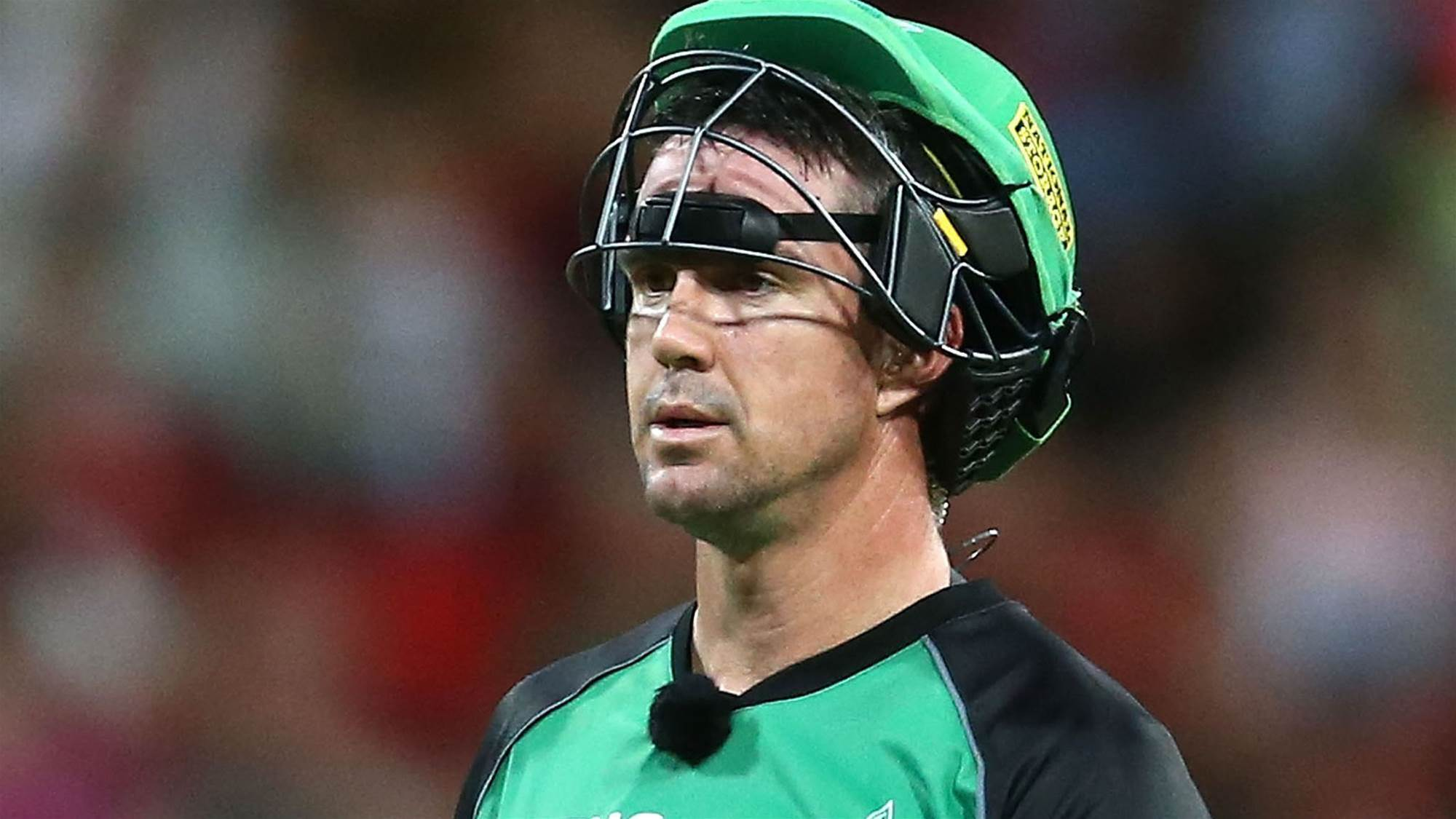 KP slams Stars' inability to handle pressure