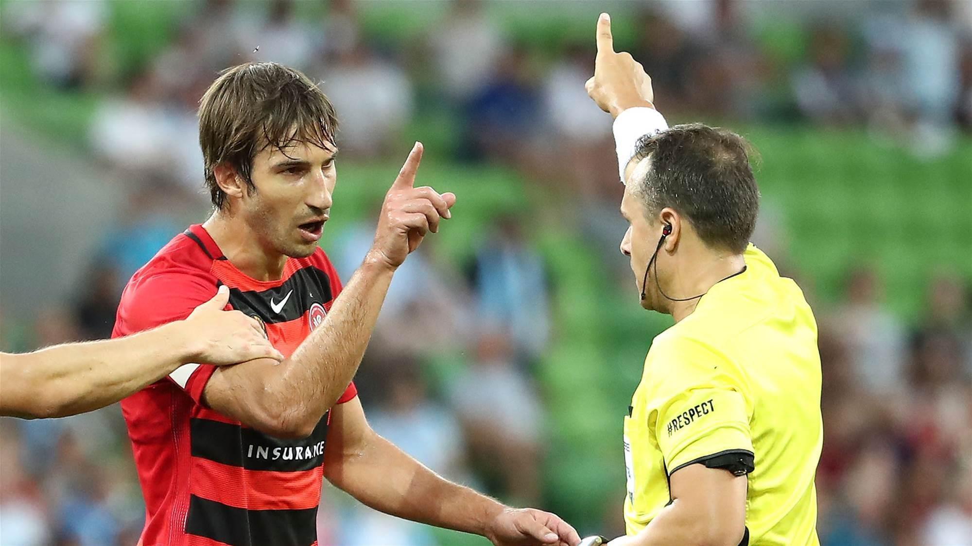Borda faces three-game ban