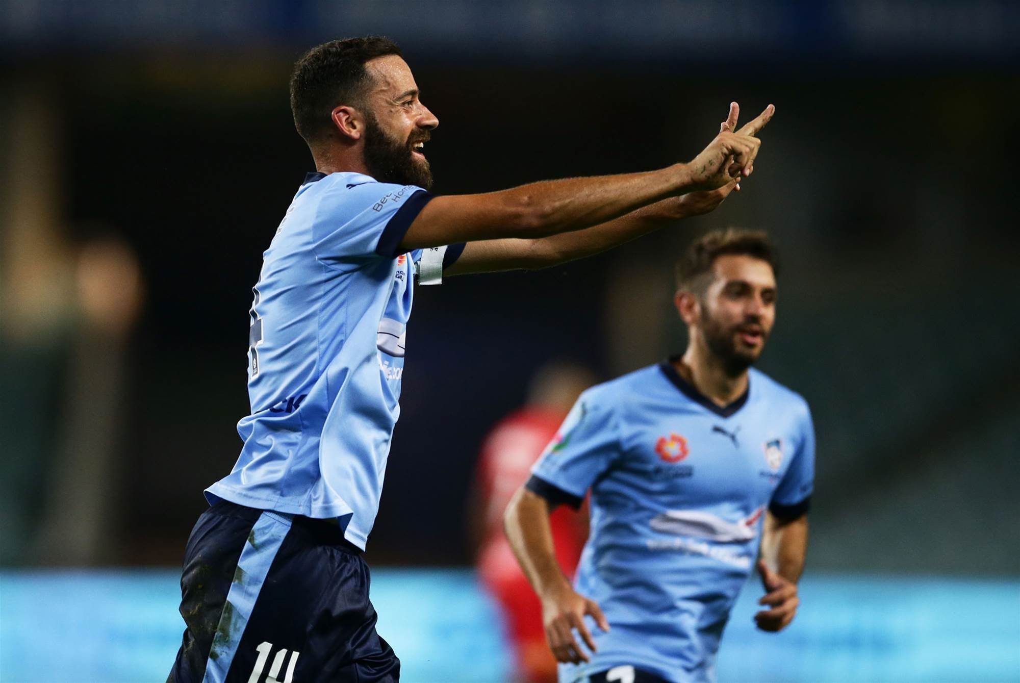 Sydney v Adelaide - How Twitter Reacted