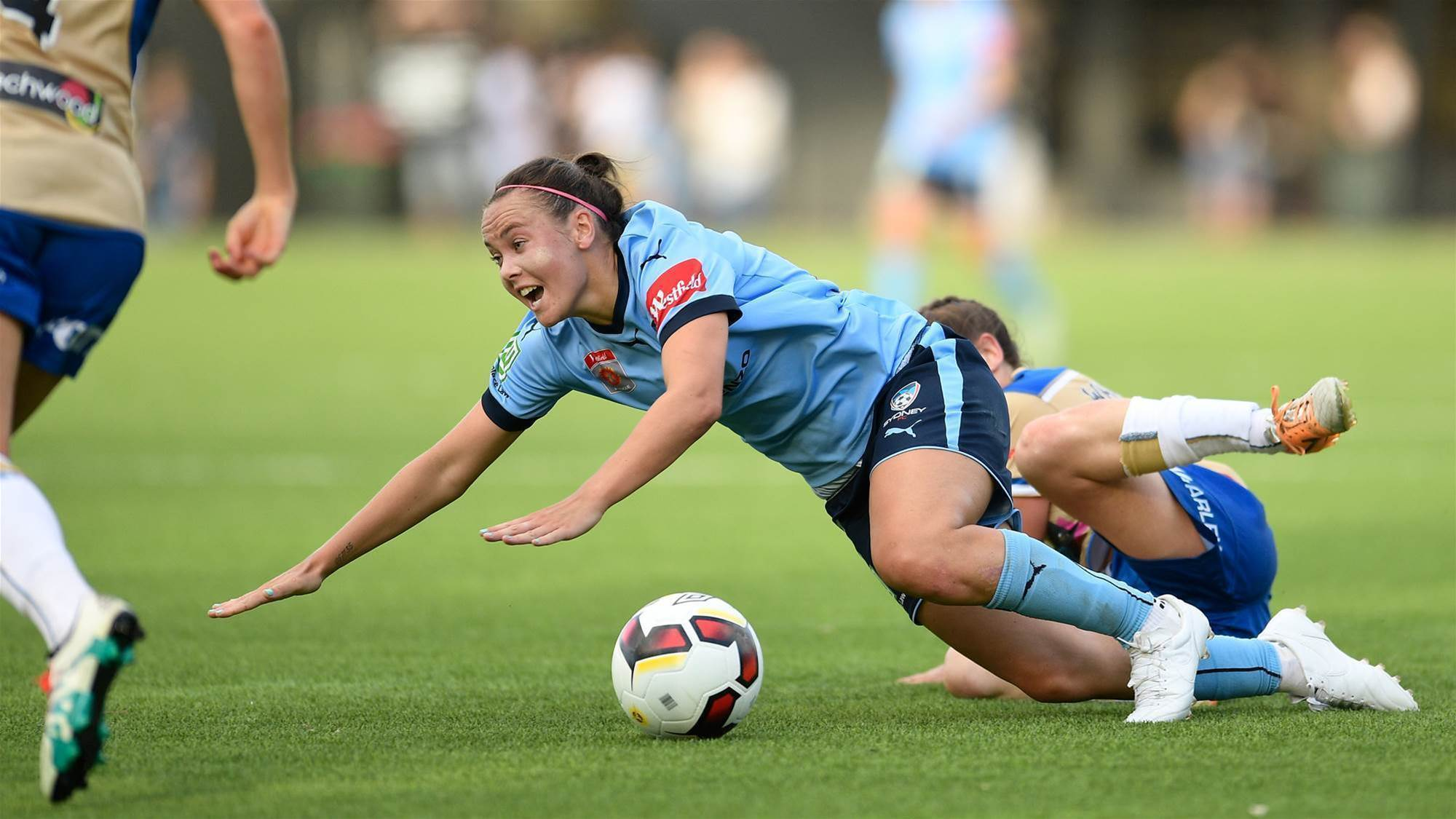 W-League upsets send premiership down to the wire